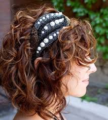 stacked bob haircut pictures curly hair 32 easy hairstyles for curly hair for short long shoulder