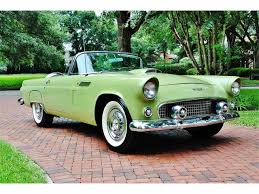 1956 ford thunderbird for sale on classiccars com 66 available