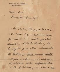 our documents de lôme letter 1898
