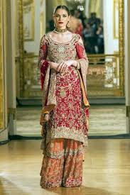 bridal collection shazia kiyani bridal collection at pfw11 london pgf magazine