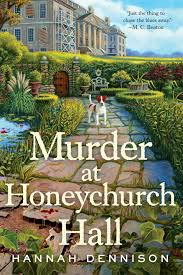 Midsomer England Map by Murder At Honeychurch Hall A Mystery Hannah Dennison