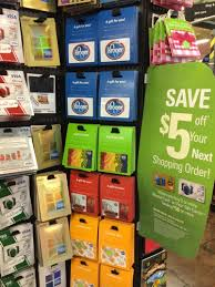 5 dollar gift cards get 5 50 visa or mastercard gift cards at kroger points