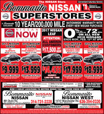 nissan finance request title weekly specials bommarito nissan ballwin