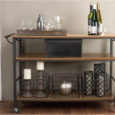 Kitchen Hd by Baxton Studio Lancashire Medium Brown Kitchen Cart 28862 5491 Hd