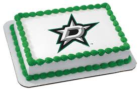 hockey cake toppers nhl national hockey league edible prints frosting character