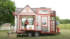 Pop Up Tiny House by Take A 360 Tour Of The Tiny Firehouse Built For Fire Safety