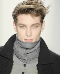 pretty men short wavy hairstyles is part of short hair
