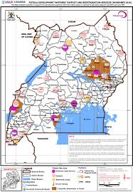 Map Of Uganda Putting Fistula Care Services On The Map In Uganda U2013 Fistula Care Plus