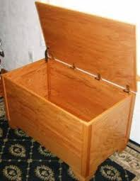 Build Your Own Wooden Toy Box by Ana White Build A Simple Modern Toy Box With Lid Free And Easy