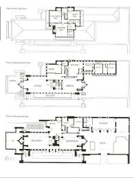 architectural plans for homes frederick c robie house plans vintage architectural plans