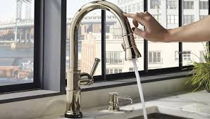 Kitchen Faucets Touch Technology Moen Kitchen Faucets Home Depot Bronze Faucets For Kitchen Garden