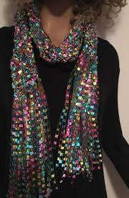 114 best scarves images on pinterest etsy shop hand crochet and