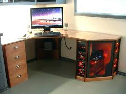 Gaming Desk Custom Built Computer Desk Desk Built In Best Custom Gaming Desk