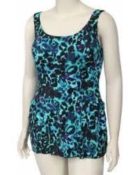 surprise 35 off beach native womens blue green leopard print