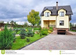 energy efficiency new passive house building concept exterior