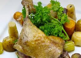cuisine cuisse de canard la méthode infaillible de cuisson de cuisses de canard braisées