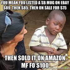 Multiple Picture Meme - ebay seller memes my multiple streams