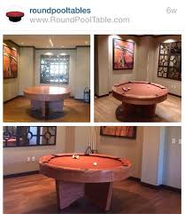 Used Poker Tables by 8 Best Pool Tables Round Base Images On Pinterest Game Tables