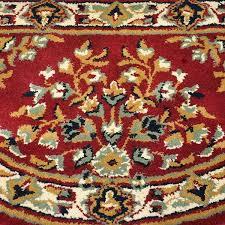 hearth rug achla designs h21 oriental rectangular hearth rug