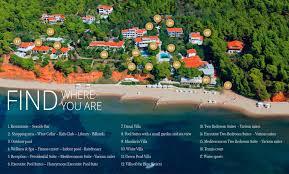 Map Of Caribbean Beach Resort by Danai Beach Resort U0026 Villas Halkidiki Hotel Resort Luxury