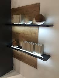 stylish shelving units help improve your home decor