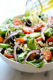 Best Salad Recipes Greek Salad Damn Delicious