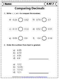 grade fractions worksheets 4th grade math worksheets fractions