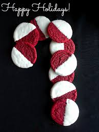 red and white velvet cookies confessions of a confectionista