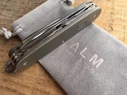 opinel n 8 olivier alm custom titanium 93mm pioneer x with pocket clip art