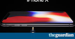 iphone x new apple smartphone dumps home button for all screen