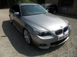 bmw 5 series 530d m sport for sale used bmw 5 series 2006 grey colour diesel 530d m sport saloon for