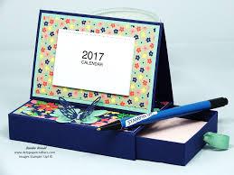 Small Easel Desk Calendar Desk Calendar Easel Stand Arty Paper Crafters