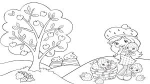 strawberry for kids for grils free coloring pages and coloring