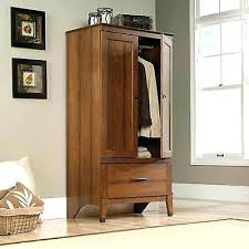 Shutter Door Cabinet Wardrobes Tall Narrow Wardrobe Closet Rustic Shutter Door