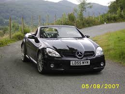 2005 mercedes benz slk class information and photos zombiedrive