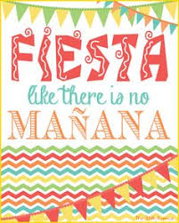 enjoy fiesta coloring pages free printable