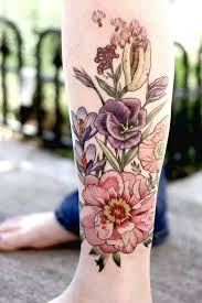 flower tattoos tender and feminine best ideas gallery