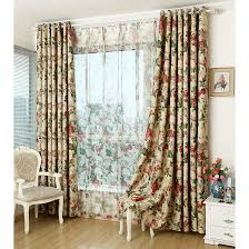 Cheap Shabby Chic by Cheap Floral Print Polyester Insulated Waverly Shabby Chic Curtains