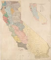 Map Of California And Arizona by Home Indigenous Peoples Of California Related Resources At The