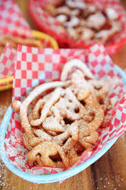 homemade funnel cake recipe fair foods