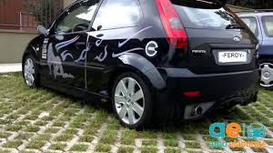 fiesta ford fiesta 1 2 16v tuning youtube