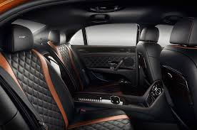 bentley interior 2017 2017 bentley flying spur w12 s is first bentley sedan to top 200