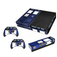 decal cover skin stickers decor for play station xbox one console