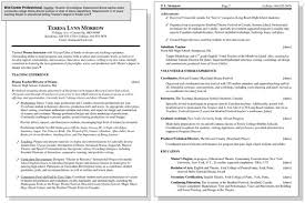 View Sample Resume by Sample Resume For A Mid Career Professional Dummies