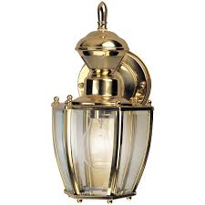 Hampton Bay Exterior Wall Lantern by Led Outdoor Carriage Lights Sacharoff Decoration
