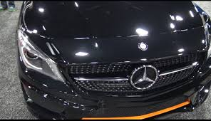 orange mercedes mercedes benz amg cla250 edition orange youtube
