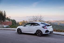honda civic 2017 hatchback sport 2017 honda civic sport plus review 10th generation the best yet