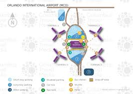 mco terminal map orlando international airport near jacksonville ta mco
