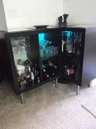 Mini Bar Table Ikea I Needed A Bar Unit To Hold Some Stemware Liquor And Wine While
