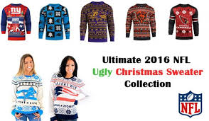 ultimate 2016 nfl sweater collection sportige